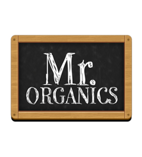 Logo Mr Organics